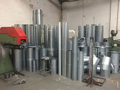 Dust extraction and dust control