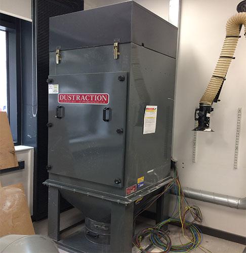 Dustrax Extraction Unit